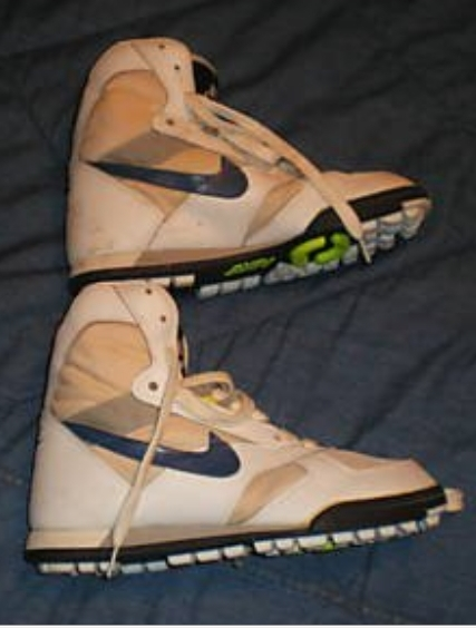 Bagwell Game-Used Turf Shoes