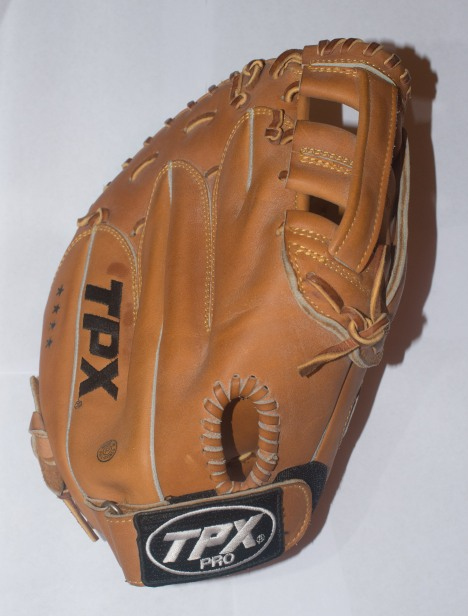 Bagwell Game Ready Louisville TPX Glove - Back View